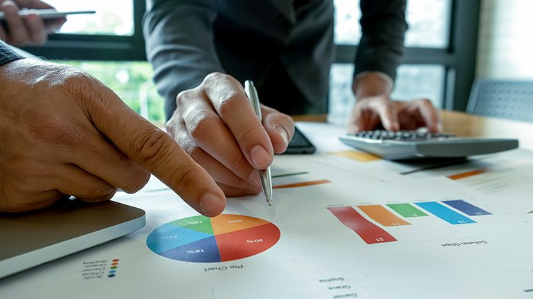 Estudos e análises de mercado